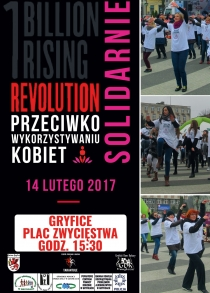 Nazywam się Miliard/ One Billion Rising Poland 2017